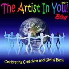 Sponsor: THE ARTIST IN YOU BLOG!