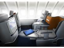 Two Lufthansa Business Class Tickets