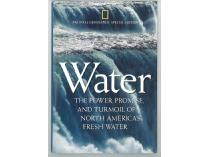 Vintage National Geographic-- Special Edition: Water from November 1993