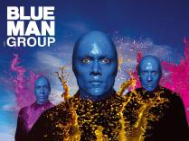 Voucher for 2 Tickets to Blue Man Group