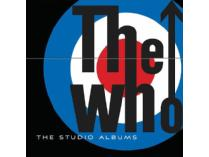 The Who- The Studio Albums Limited Edition Box Set