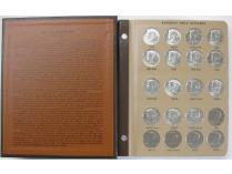 1964 thru 2012 Complete Kennedy Half Dollar Set With Proofs