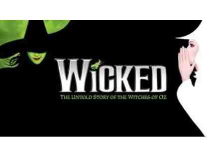 Wicked Tickets & Tour