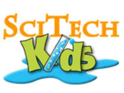 SciTech Kids Deluxe Birthday Party Package for 10 Kids