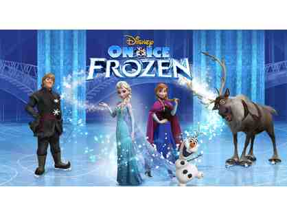 10 VIP TICKETS- DISNEY ON ICE PRESENTS FROZEN - including meet & greet with the stars!