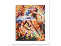 "1 ONLY! FIVE STAR COLLECTIBLE: ""Moments of Grace"" by Leonid Afremov!!!"