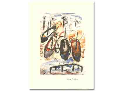 "0-INV: ""MARSEILLE"" by renowned AUTHOR and ARTIST: Henry Miller!: UBER COLLECTIBLE!!"