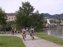Danube Bicycle Path Self-Guided Austrian Tour for Two