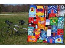 Custom Cycling Quilt