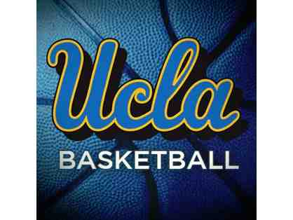 UCLA Basketball Collectibles Package