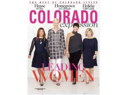 Colorado Expressions Magazine