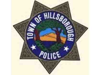 Ride to School from the Hillsborough Police Department