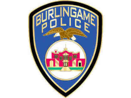 Ride to School With the Burlingame Police Department