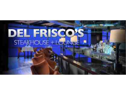 1 Dinner for Six at Del Frisco's (Boston), Wine Included!
