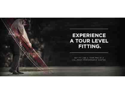 Callaway Golf Custom Fitting