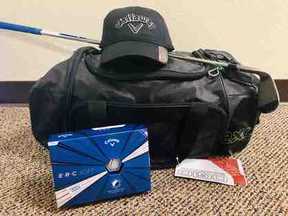CALLAWAY Package Includes JAWS Tour Grey MD5 wedge 60 10S