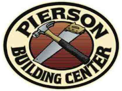 Pierson Building Center $250 Gift Card