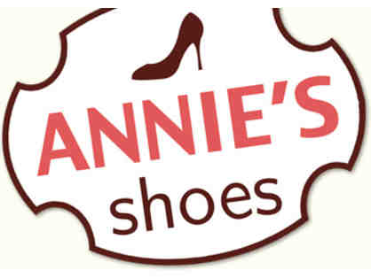 Annie's Shoes $25 Gift Certificate #1