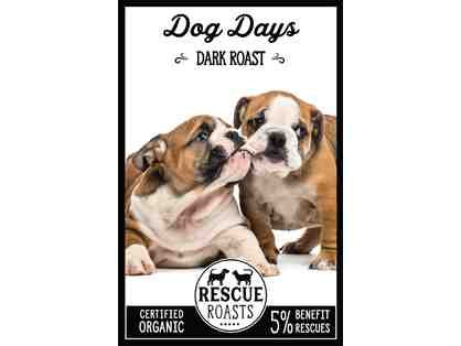 Muddy Waters Coffee, Rescue Roasts, two (2) 12-oz. Bags