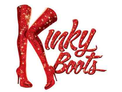 KINKY BOOTS Tour Tix and SWAGger Package!
