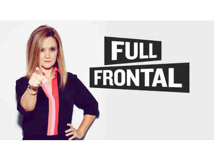VIP Tickets to Full Frontal with Samantha Bee