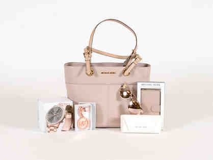 Go Pink with Michael Kors