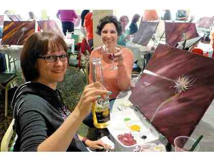 Two Tickets for Berkshire Paint and Sip