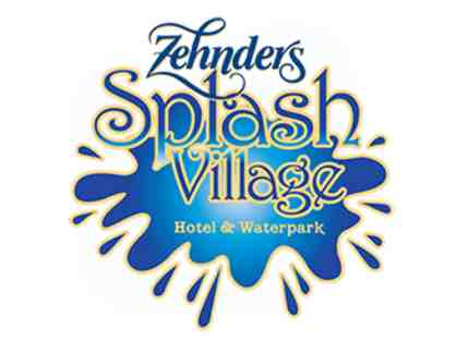 Zehender's of Frankenmuth Splash Village Hotel & Waterpark Package with Food