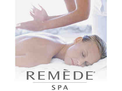 60 min massage (tip included) at the Remede Spa Aspen