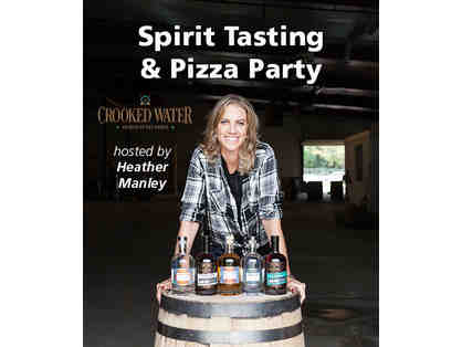 An Elevated Spirits Tasting and Nosh!