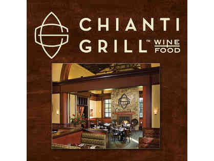 $50 Gift Card to Chianti Grill or Porterhouse Steak & Seafood