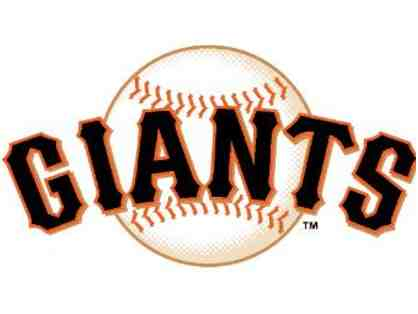 SF Giants Baseball Game Club Level Tickets with Parking