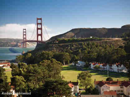 Cavallo Point The Lodge at the Golden Gate - One Night Stay with Breakfast