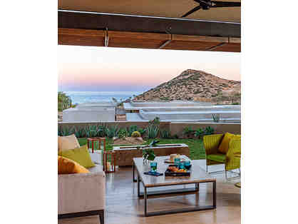 Montage Residences Los Cabos - 5 Night Stay for 8 Persons in OCEAN VIEW FIVE BEDROOM CASA