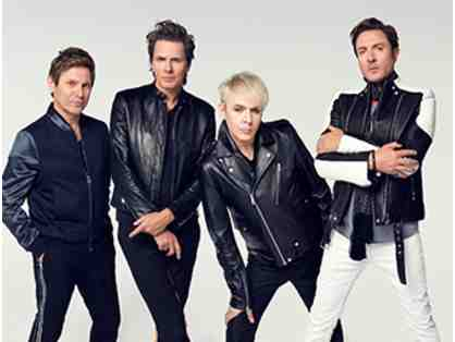 Duran Duran Ultimate Fan Night Out - 2 VIP tickets to Concert in San Francisco + CDs