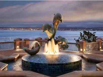 Monterey Weekend Get-Away - 2 nights at Monterey Plaza Hotel, Aquarium, and more