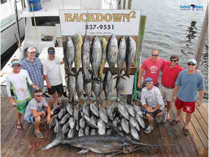 4-Hour Fishing Charter on 'Back Down 2' (Destin, FL)