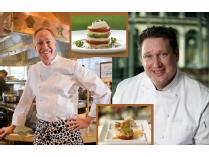 Dinner for 4 @ 7:30: 24 Courses from Chefs RJ Cooper & Patrick O'Connell