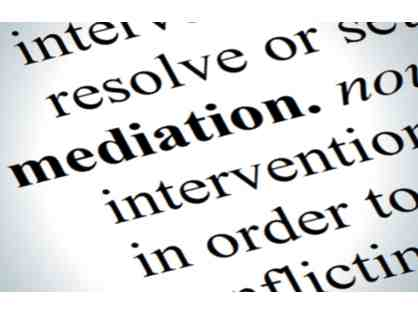 Conflict Resolution One-Hour Session with Michelle Gutierrez Mediation