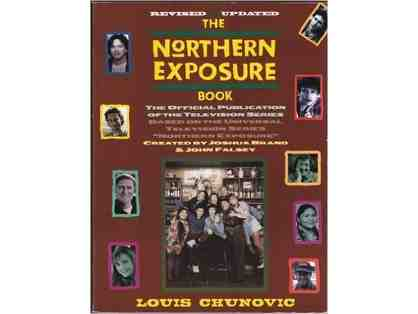 """The Northern Exposure Book: The Official Publication of the Television Series"" Signed!"