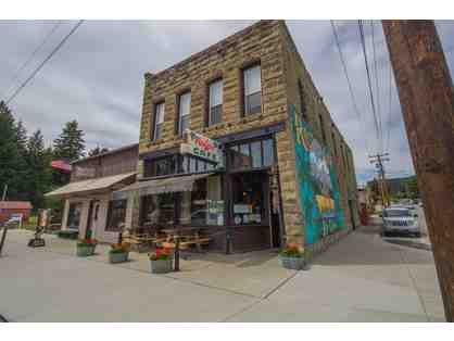 "Dine at the Roslyn Cafe AND a Treasure of ""Northern Exposure"" Collectibles!"