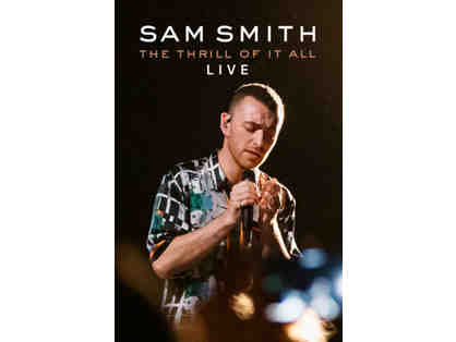 Sam Smith in Concert - July 14, 2018