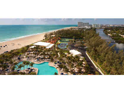 Fort Lauderdale Marriott Harbor Beach 30-day Introductory Membership