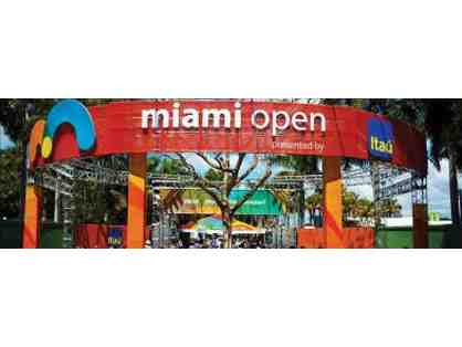 Miami Open Tennis Tickets for Wednesday, March 21, 2018 Morning Session