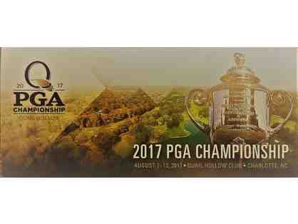 PGA Tournament - Two (2) Ticket Packages - 7 day passes and club access!