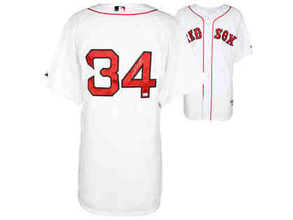 David Ortiz Authentic Autographed Jersey