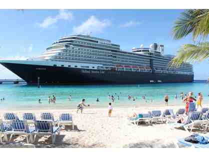 Holland America Line Cruise to Alaska, the Caribbean, Mexico or Canada/New England for 2!