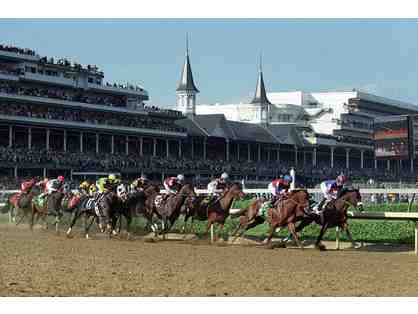 Trip for Two to the 2020 Kentucky Derby with 1st Floor Grandstand