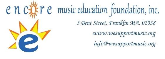 Encore Music Education Foundation Event - Dec 17
