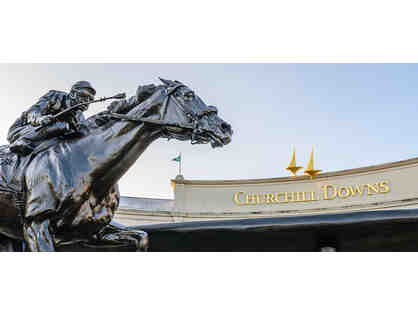 Churchilll Downs VIP Experience